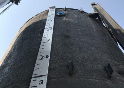 400BBL Heated, Insulated Tank w/ Internal Coating – 09226