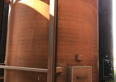 400BBL Single Wall Tank – Mechanically Complete