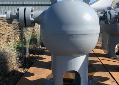 "48"" 5000psi Sand Filter Spheres"