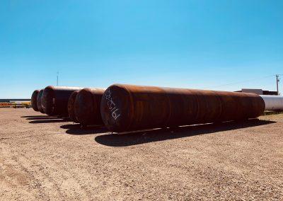 30,000 USWG LPG Storage Tank