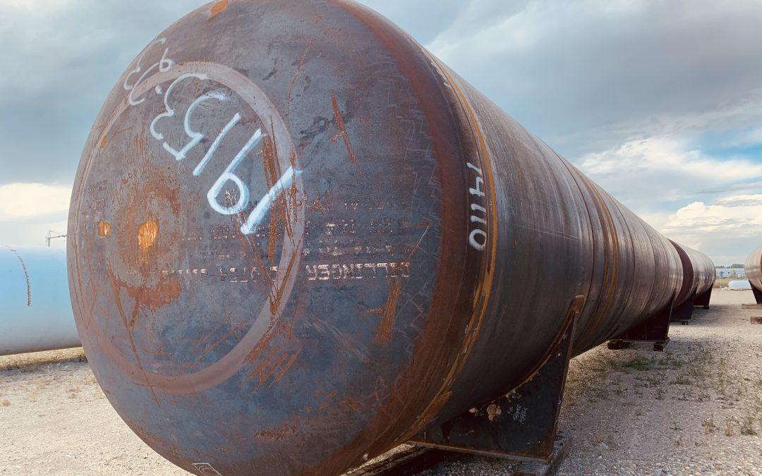 43,000 USWG NH3 Storage Tank