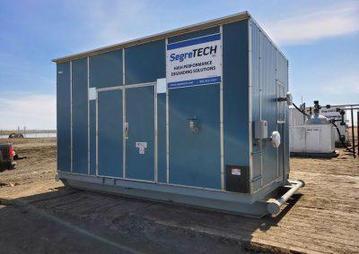 5000 PSI (5K) Sand Separator