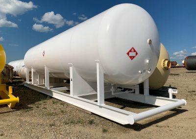 18,000 USWG LPG Storage Vessel