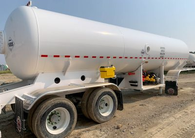 8,000 USWG NH3 Delivery Tandem